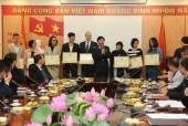 30 doanh nghiệp nhận bằng khen của Cục Hải quan TP. Hà Nội