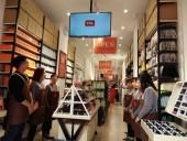 Giới trẻ hào hứng với thiên đường mua sắm MGOU