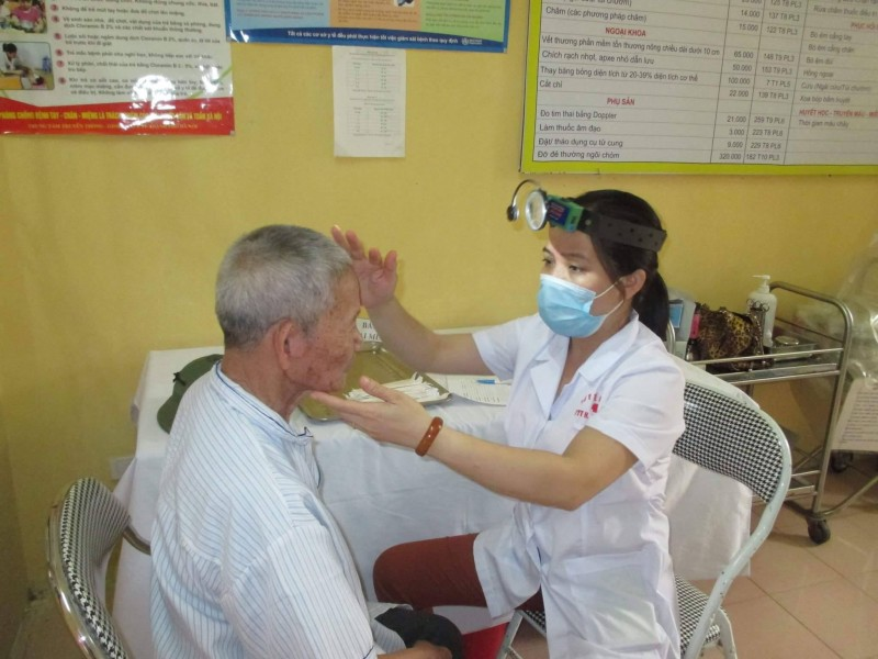 Huyện Thanh Trì: Nhiều hoạt động ý nghĩa nhân ngày thương binh liệt sỹ
