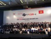30 sinh viên Việt Nam nhận học bổng từ doanh nghiệp Hàn Quốc