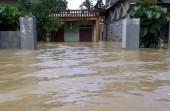 Thanh Hóa: Hàng trăm hộ dân vùng rốn lũ Thạch Thành phải sơ tán trong đêm