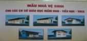 Thanh Hóa: Chỉ đạo đảm bảo công trình nhà vệ sinh, nước sạch trường học