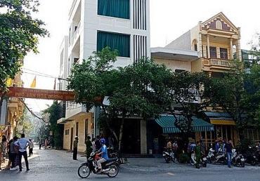 TP. Thanh Hóa: Người dân đi thể dục phát hiện chiến sỹ cảnh sát tử vong