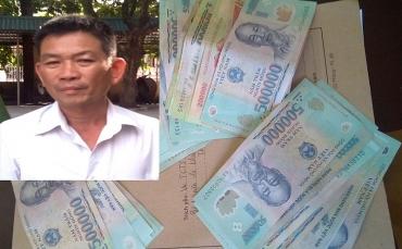 """Thanh Hóa:  Khởi tố bị can vụ bảo vệ bệnh viện """"chôm"""" 93,5 triệu đồng của người nhà bệnh nhân"""