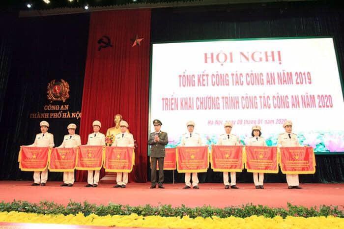 Công an Hà Nội tiếp tục phát huy truyền thống anh hùng