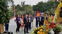 Lãnh đạo quận Đống Đa kiểm tra công tác chuẩn bị lễ hội Ngọc Hồi – Đống Đa
