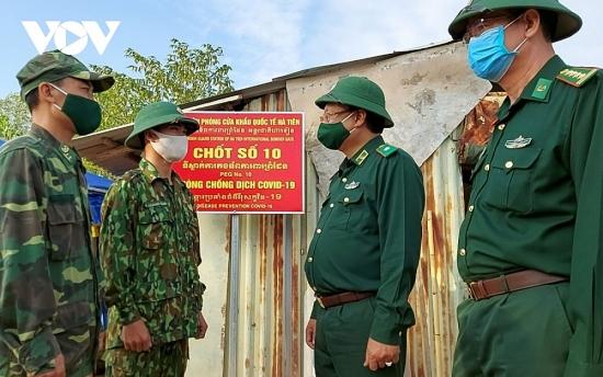 Tăng cường phòng, chống Covid-19, bảo đảm nhân dân đón Tết an toàn