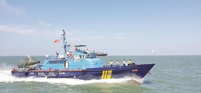 Quy định mới về dấu hiệu đặc trưng phương tiện tuần tra, kiểm soát hải quan