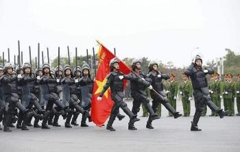Sẵn sàng đảm bảo an toàn Đại hội đại biểu toàn quốc lần thứ XIII của Đảng