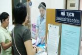 Giảm thủ tục hành chính khi đăng ký hộ tịch