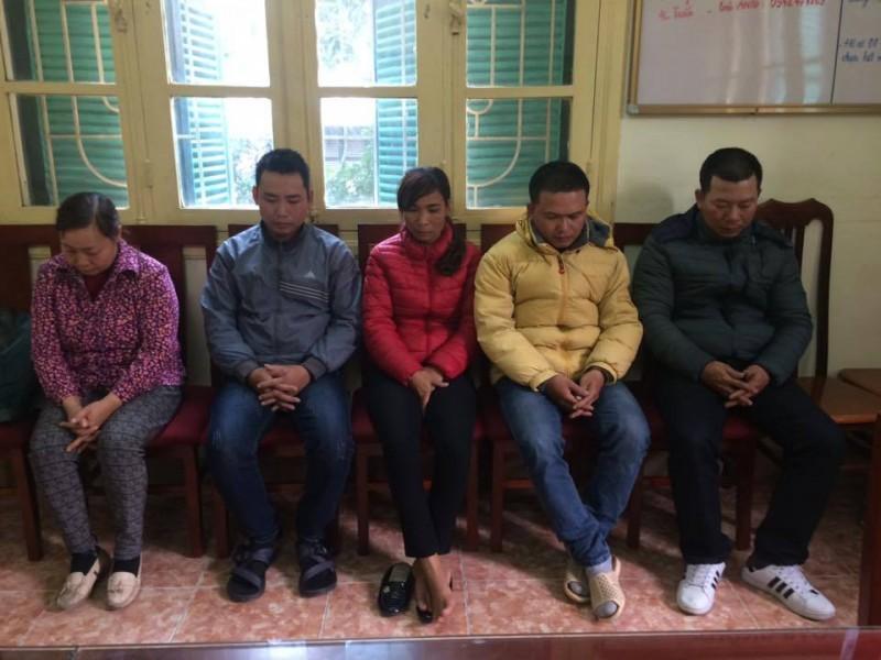 Bắt nhóm cưỡng đoạt tài sản khu vực cầu Thăng Long