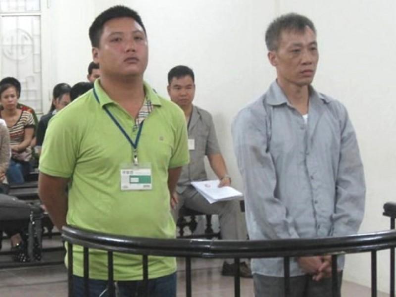TAND Tối cáo vừa mở phiên tòa xét xử bị cáo Lê Trọng Nghĩa (32 tuổi, ở huyện Thanh Trì) và Trần Minh Hưởng (47 tuổi, ở quận Long Biên) về tội Cướp tài sản.