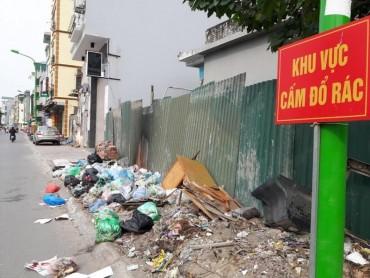Nhiều bãi rác tự phát gây ô nhiễm môi trường