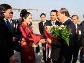 Thủ tướng Nguyễn Xuân Phúc kết thúc chuyến tham dự kỳ họp lần thứ 40 Ủy ban liên Chính phủ Việt Nam - Lào