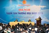 Thủ tướng Chính phủ dự Hội nghị tham tán thương mại năm 2018