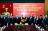 Thủ tướng trao quyết định bổ nhiệm Chủ tịch Ủy ban quản lý vốn Nhà nước tại doanh nghiệp