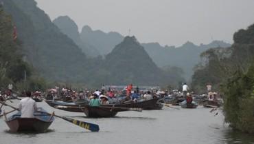 Đảm bảo công tác chuẩn bị cho ngày khai hội Chùa Hương