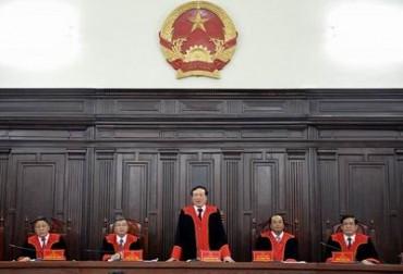 Dự thảo Bộ quy tắc đạo đức Thẩm phán
