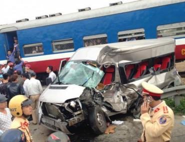 Cách phân loại tai nạn giao thông đường sắt