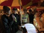 Cảnh sát 141 giúp cụ ông đi lạc về nhà