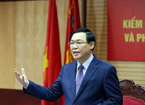 Phó Thủ tướng Vương Đình Huệ: Tính đến bài toán kết nối một cửa quốc gia với ASEAN và quốc tế