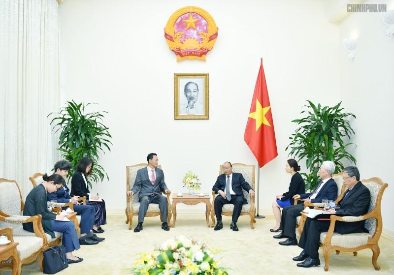 Quan hệ Việt Nam - Hàn Quốc đang phát triển toàn diện