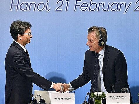 Phó Thủ tướng Vũ Đức Đam: Việt Nam là một đối tác quan trọng của Argentina