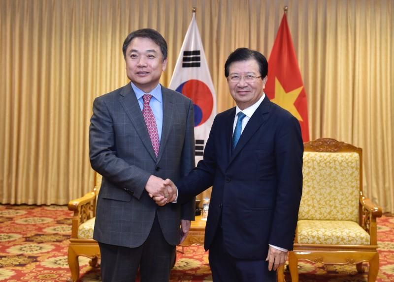 Hyundai có kế hoạch nghiêm túc để phát triển sản xuất ô tô tại Việt Nam