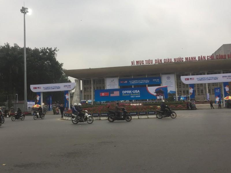 Công an TP Hà Nội thông báo phần luồng giao thông phục vụ Hội nghị Thượng đỉnh Mỹ - Triều