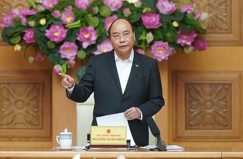 Thủ tướng Nguyễn Xuân Phúc: Kiểm soát dịch bệnh mạnh mẽ nhưng bình tĩnh