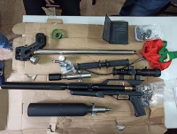 Liên tiếp bắt giữ nhiều đối tượng tàng trữ vũ khí quân dụng