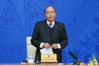 Thủ tướng chủ trì hội nghị về quy chế phối hợp công tác giữa Chính phủ và Mặt trận Tổ quốc