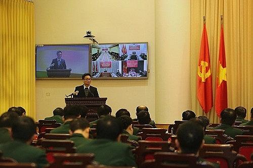 Quân đội góp phần quan trọng trong công tác phòng chống dịch COVID-19
