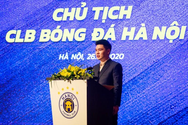 bamboo airways la nha tai tro van chuyen chinh thuc cho clb bong da ha noi