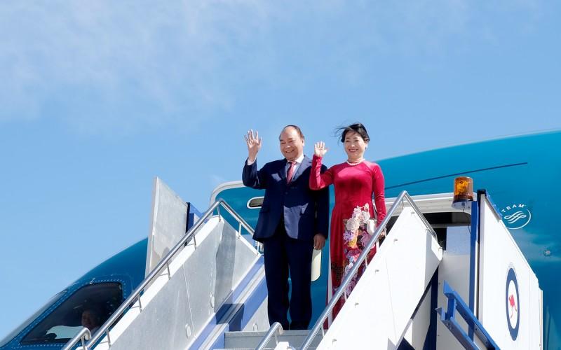 Thủ tướng thăm chính thức Australia