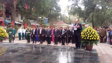 Kỷ niệm 55 năm ngày Bác Hồ về thăm phường Kim Liên