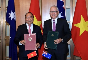 Kỷ nguyên mới trong quan hệ hợp tác Việt Nam – Australia