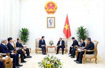 Thủ tướng tiếp Cục trưởng Phát triển Thương mại và Kinh tế Hong Kong