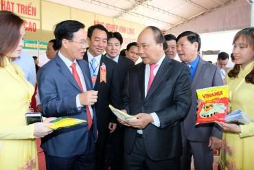 Thủ tướng dự hội nghị xúc tiến đầu tư lớn nhất tại Vĩnh Long từ trước tới nay