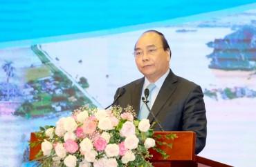 Thủ tướng Nguyễn Xuân Phúc: Xây dựng xã hội an toàn trước thiên tai