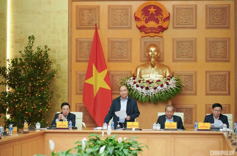 Thủ tướng Nguyễn Xuân Phúc: Chú trọng xây dựng nền kinh tế độc lập, tự chủ