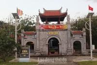 Ngôi chùa linh thiêng ở Trường Sa