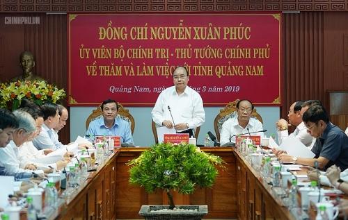 Đưa Quảng Nam trở thành tỉnh có nền kinh tế phát triển mạnh