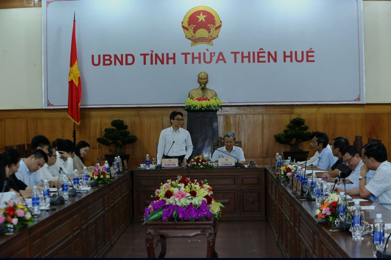 Thừa Thiên-Huế giữ được môi trường hấp dẫn với du khách quốc tế