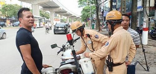 Sửa quy định giao phương tiện giao thông vi phạm cho người vi phạm bảo quản