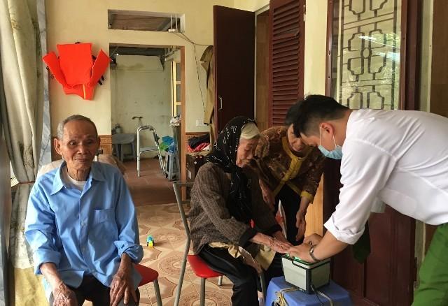 Cấp căn cước công dân lưu động tại huyện Phú Xuyên