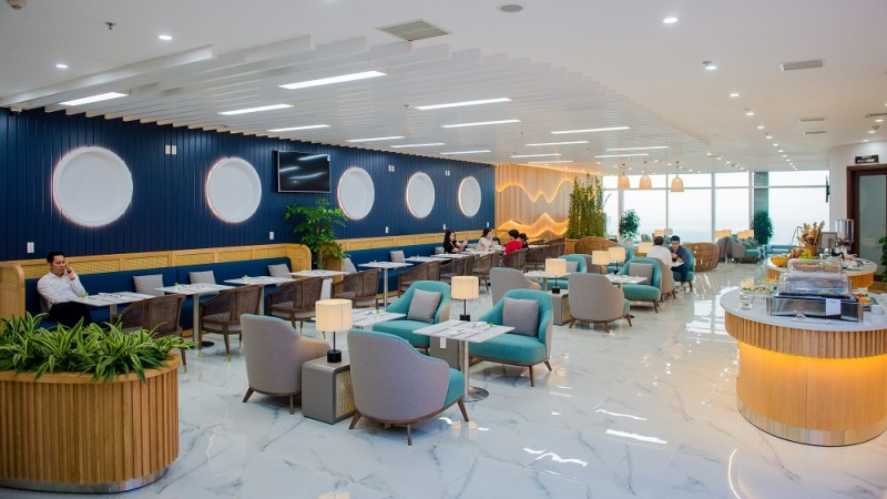 Bamboo Airways khai trương phòng chờ hạng thương gia đầu tiên