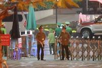 Quận Đống Đa: Thiết lập vùng cách ly với Bệnh viện Bạch Mai