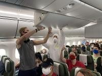 Bamboo Airways đưa công dân EU tại VN và Thái Lan hồi hương theo đề nghị của EU