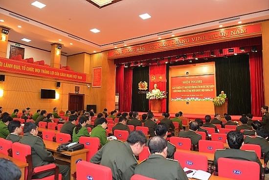 Bộ Công an giới thiệu nhân sự ứng cử đại biểu Quốc hội